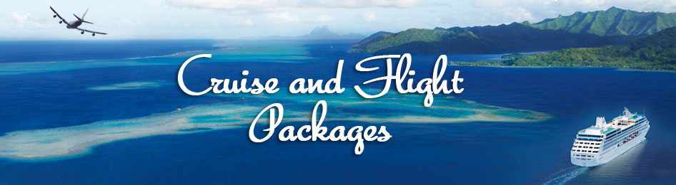 Cruise and Flight Packages