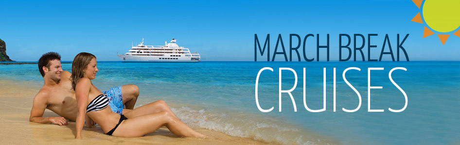 March Break Cruise Deals