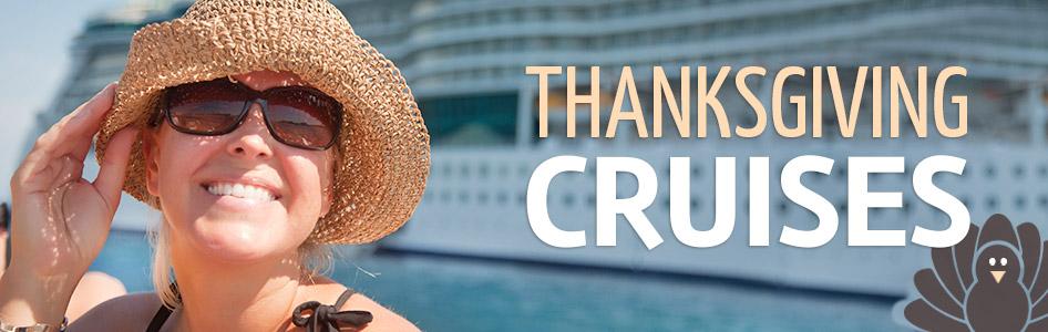 Thanksgiving Cruises Cheap Cruises Red Tag Cruises