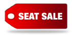 Bordeaux Seat Sale!