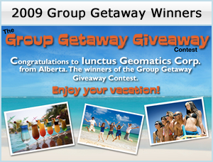 Group Getaway Winner 2009