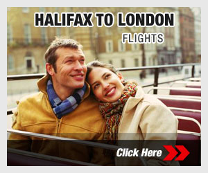 Halifax Flights