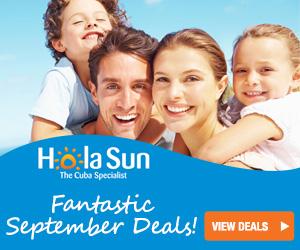 HolaSun Fantastic September Deals