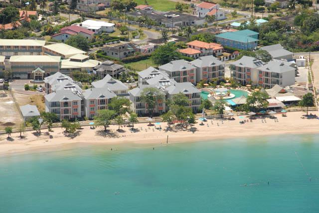 Bay Gardens Hotel An Inviting Island Hotel In Rodney Bay St Lucia