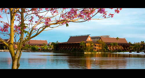 Disneys Polynesian Resort, Disney World, Florida