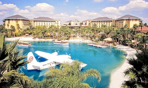 Loews Royal Pacific Resort At Universal Cheap Vacations