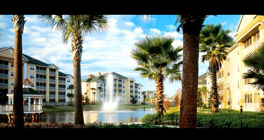 Sheraton Vistana Resort, Orlando, Florida