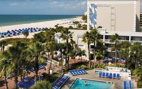 Tradewinds Island Grand Resort Cheap Vacations Packages Red Tag Vacations