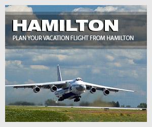 Hamilton Flights