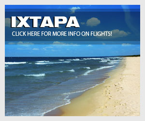 Ixtapa Flights