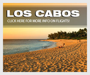 Los Cabos Flights