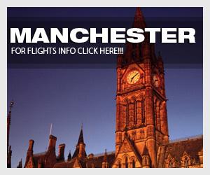 Manchester Flights