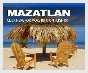 Mazatlan Flights