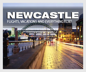 Newcastle Flights