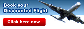Book your Low cost Flight now!