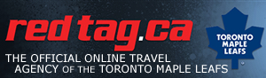 Official Online Travel Agency of the Toronto Maple Leafs
