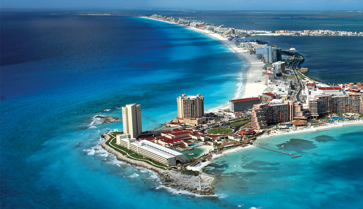 Toronto To Cancun Vacation Packages Cheap Deals To Cancun From Toronto Redtag Ca