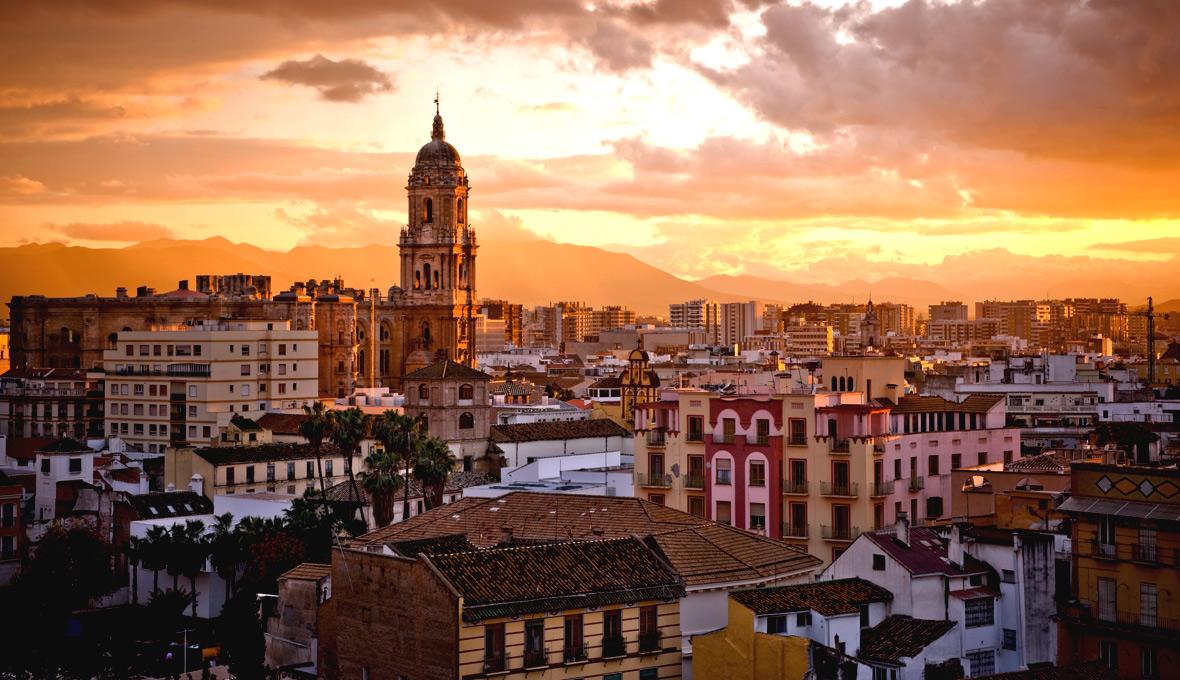 Malaga Vacations Low Cost Vacations Cheap Vacations To