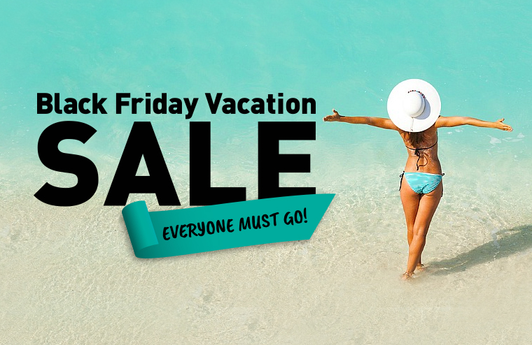 Airline tickets vacation packages cruises last for Black friday vacation deals all inclusive