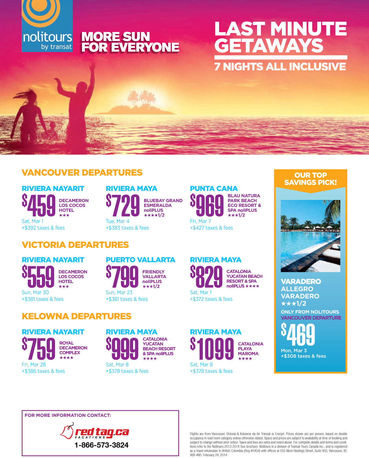 Cheap last minute vacation packages happy memorial day 2014 for Last minute travel california