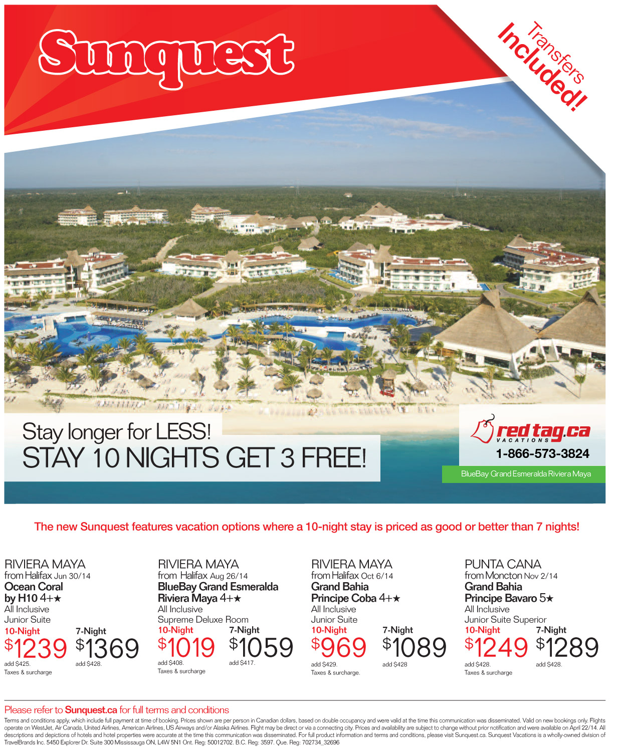 Sunquest Vacations Sunquest Last Minute Deals All